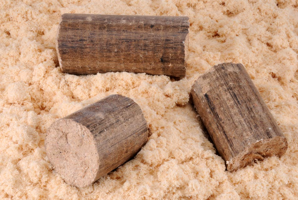 Sphinx Wood Briquettes